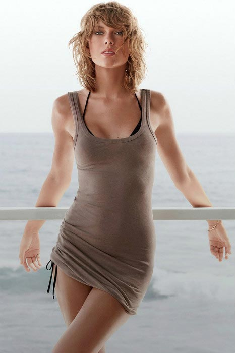 Taylor Swift hot woman 2015 GQ