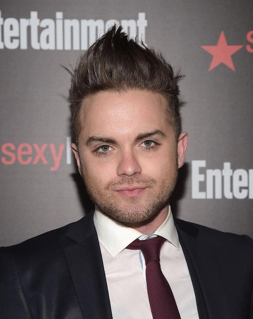 Thomas Dekker at the celebration of 2015 SAG Awards nominees on January 24, 2015
