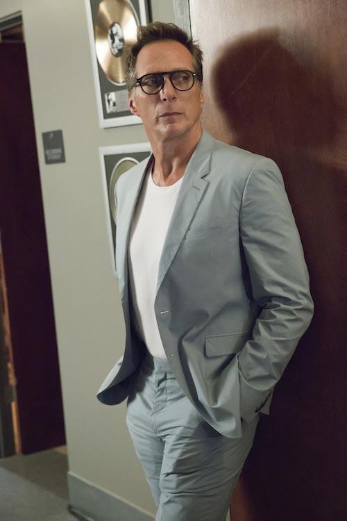 William Fichtner during a photoshoot in 2015