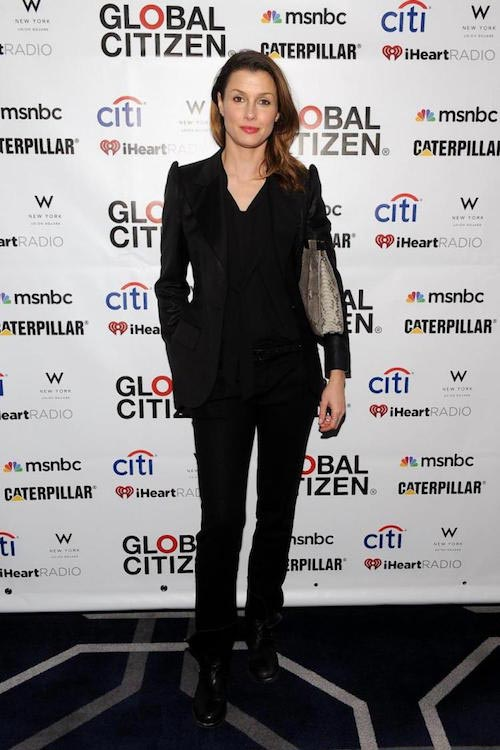Bridget Moynahan at the Globen Citizen 2015 Launch Party in New York City