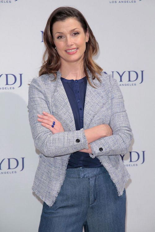 Bridget Moynahan at NYDJ 2016 'Fit to Be' campaign at Lord & Taylor Avenue