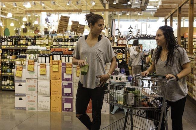Carli Lloyd at Whole Foods Market