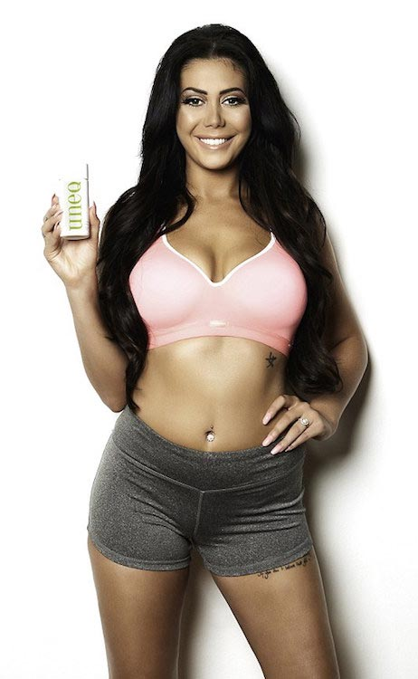 Geordie Shore's Chloe Ferry Weight Loss Workout & Diet ...