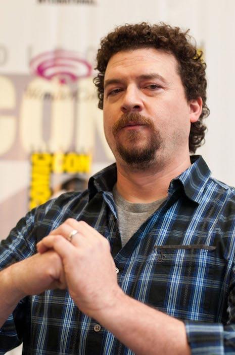 Danny McBride at WonderCon Anaheim 2013