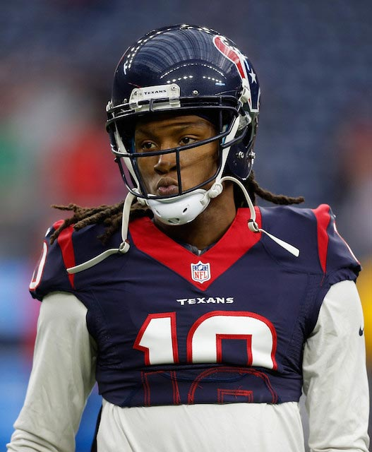 The 28-year old son of father (?) and mother(?) DeAndre Hopkins in 2021 photo. DeAndre Hopkins earned a  million dollar salary - leaving the net worth at  million in 2021