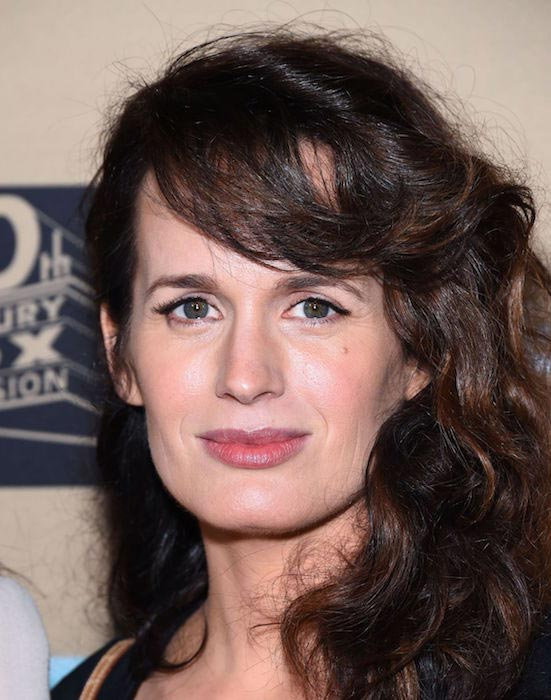 "Elizabeth Reaser at ""American Horror Story: Hotel"" screening in October 2015"