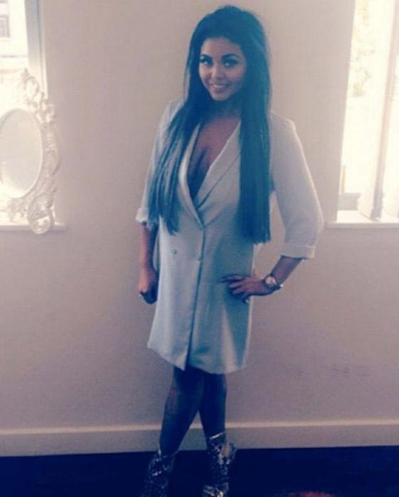 Gogglebox Scarlett Moffatt shows her weight loss