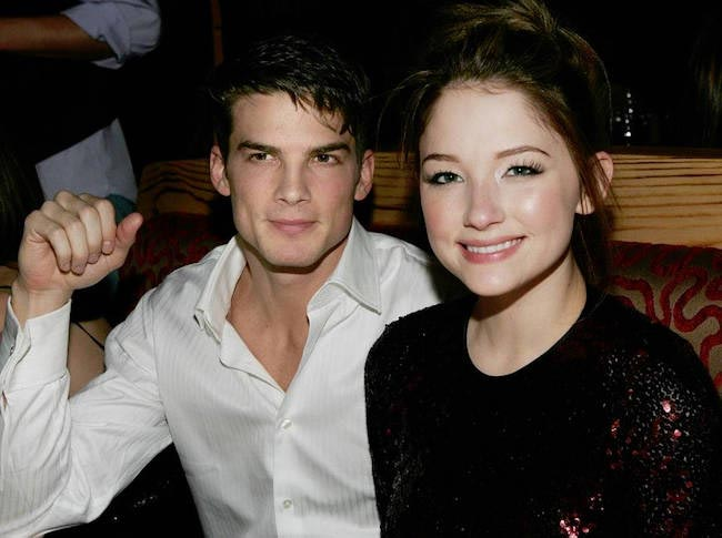 Haley Bennett and Rick Malambri in 2007