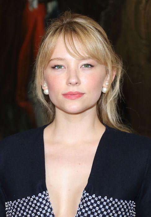 Haley Bennett at the Dior Cruise Collection 2017 Launch