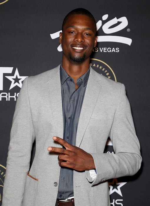 Harrison Barnes at The Player's Awards on July 19, 2015 in Las Vegas