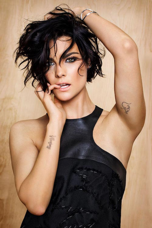 Jaimie Alexander: Look at those sexy arms!!