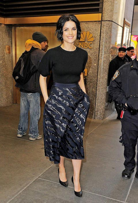 Jaimie Alexander at New York Live Taping in New York City on February 26, 2016