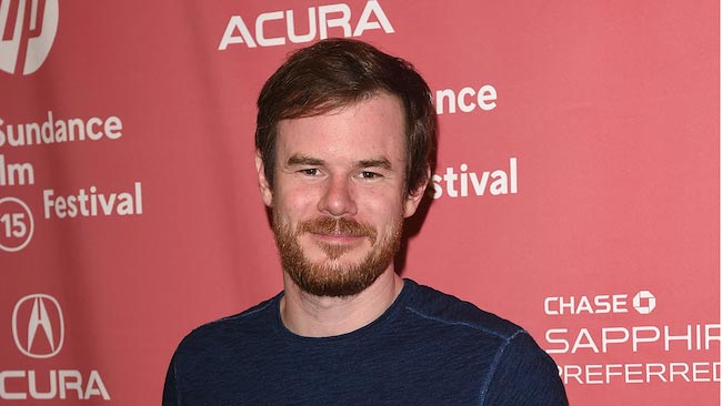"Joe Swanberg at ""Digging For Fire"" premiere at Sundance Film Festival 2015"