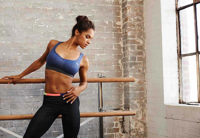 Misty Copeland's fit figure