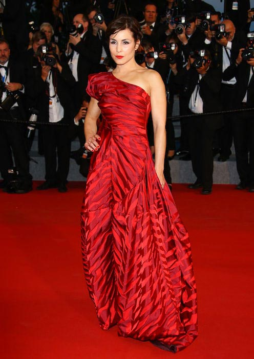 Noomi Rapace at The Sea Of Trees premiere during Cannes Film Festival 2015