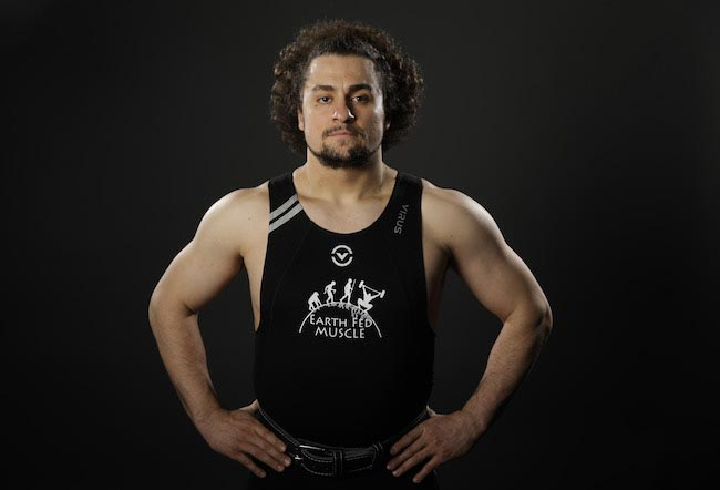 Norik Vardanian weightlifter