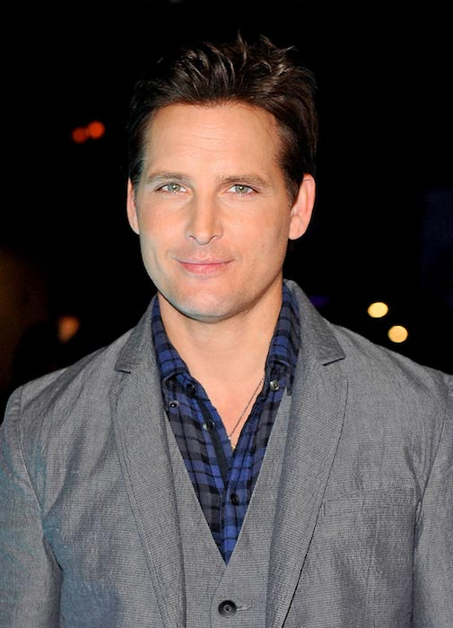 Peter Facinelli at Comic-Con 2015