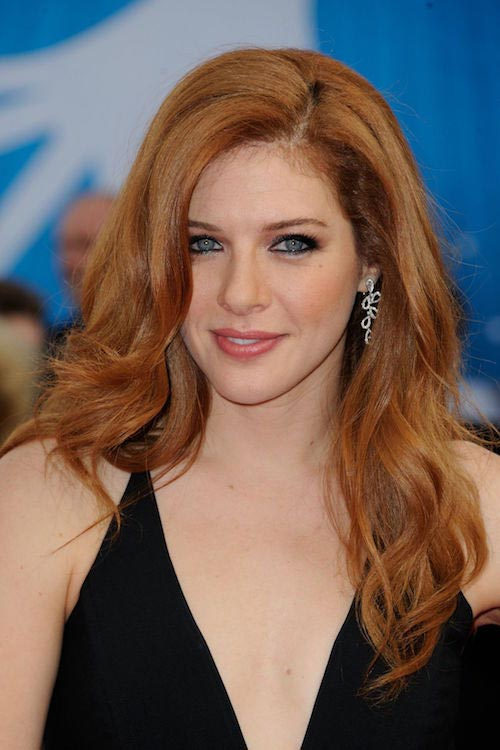 "Rachelle Lefevre during the premiere of ""Sicario"" at 41st Deauville American Film Festival on December 9, 2015"
