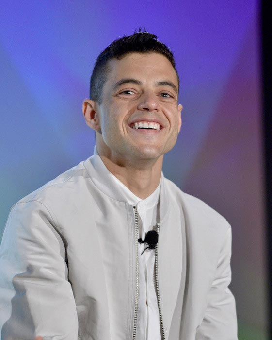 Rami Malek at the Vulture Festival on May 21, 2016 in New York