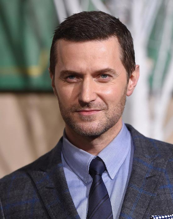 "Richard Armitage on the premiere of ""The Hobbit: The Battle of the Five Armies"" in Hollywood"