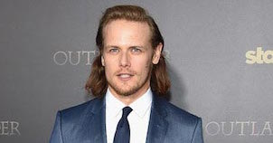 Sam Heughan - Featured Image