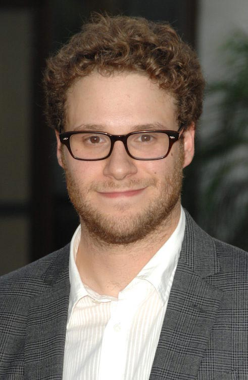 Seth Rogen at the world premiere of Funny People in Hollywood in 2009