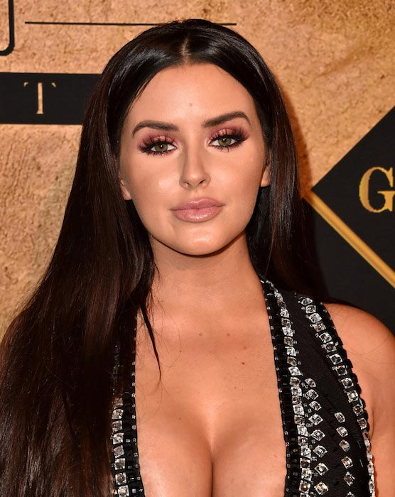 Abigail Ratchford at the Maxim Hot 100 Party on July 30, 2016 in Los Angeles