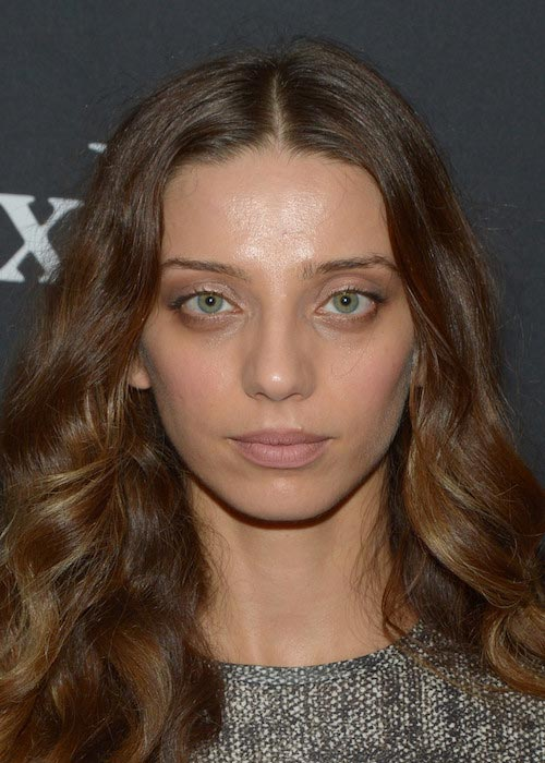 Angela Sarafyan at the TIFF / InStyle / HFPA Party on September 10, 2016 in Toronto