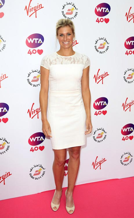 Angelique Kerber at the WTA pre-Wimbledon party on June 20, 2013