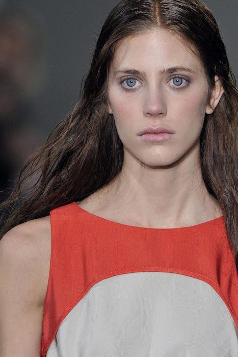 Ann Kenny model eyes