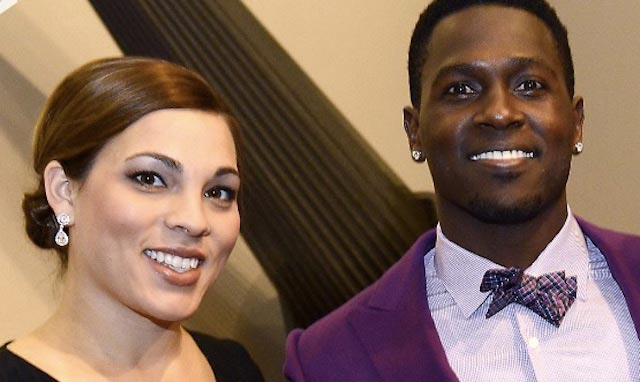 Antonio Brown girlfriend Chelsie Kyriss