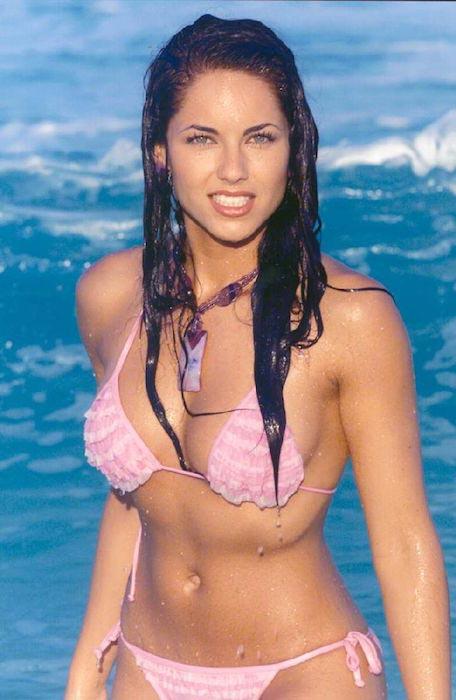 Barbara Mori hot bikini