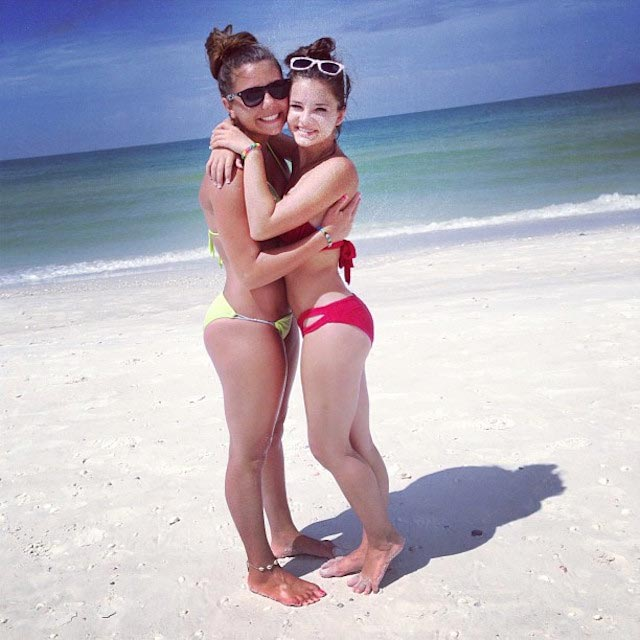 Brooke Hyland bikini