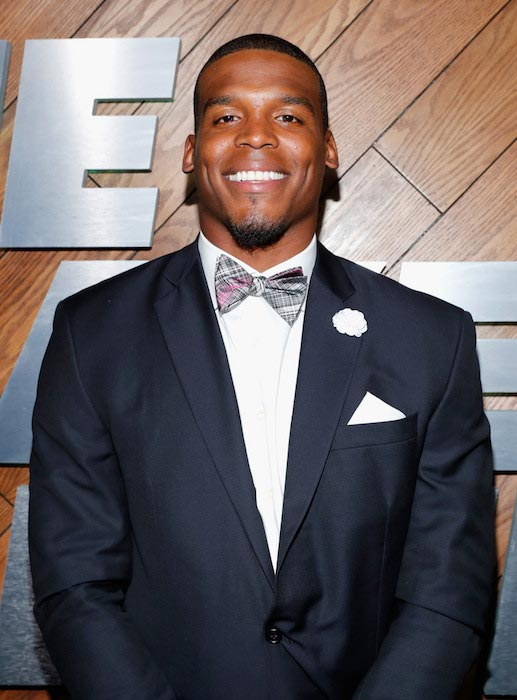 Cam Newton Tribune Summer Party July 12, 2016