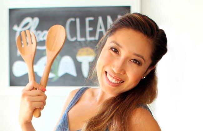 Cassey Ho wooden cutlery