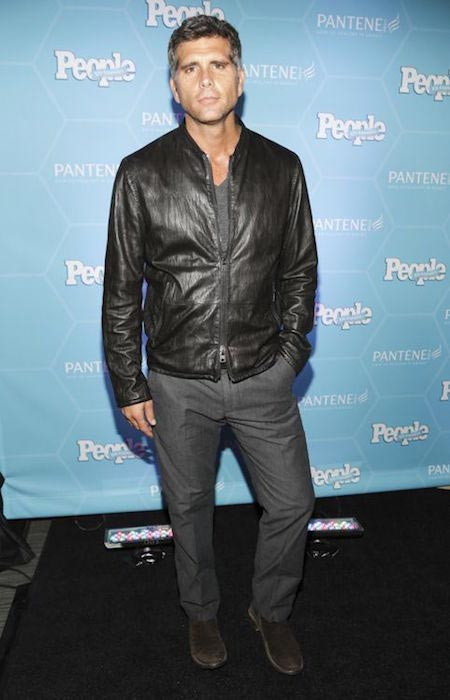 Christian Meier at Star of the Year 2013 event by People en Espanol Magazine