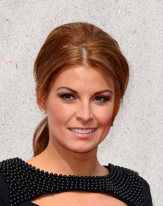 Coleen Rooney Tesco Mum of the Year awards March 2014 London