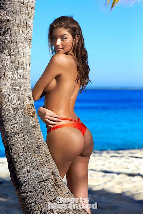 Daniela Lopez Osorio hot Sports Illustrated Swimsuit Issue