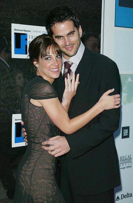 Dar Rollins and Lindsay Sloane