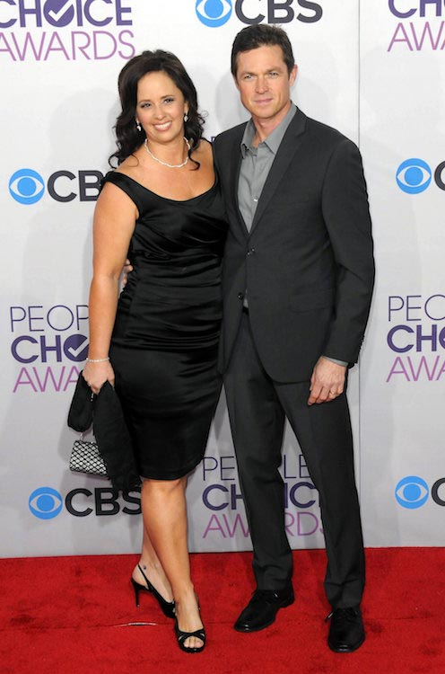 Eric Close and wife Keri Close during People's Choice Awards 2013