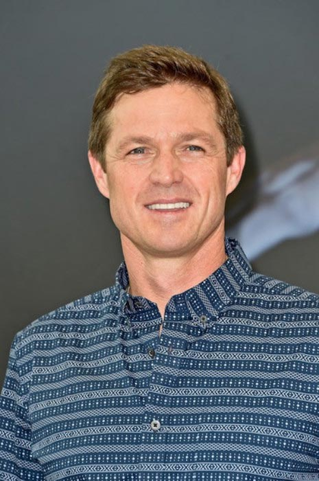 Eric Close during the Monte Carlo TV Festival in Monaco on June 16, 2015