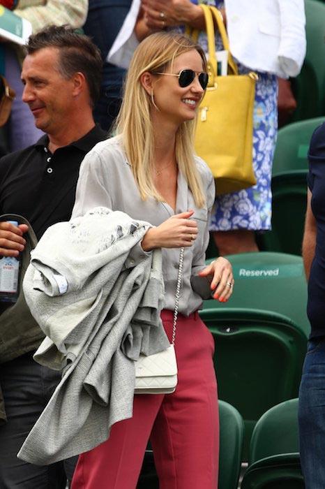 Ester Satorova Wimbledon 2016 husband Tomas