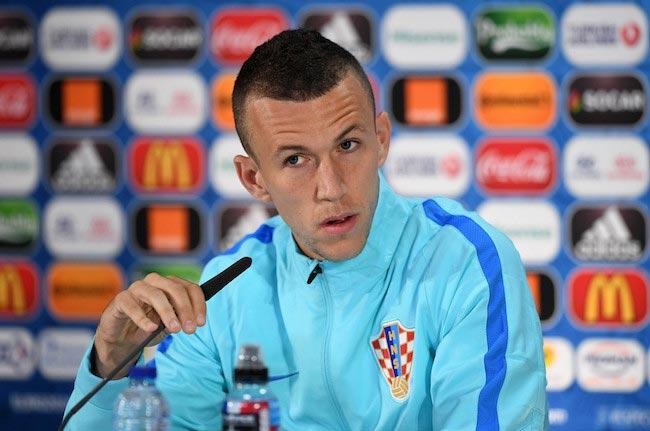 Ivan Perisic Croatian team June 20, 2016 France