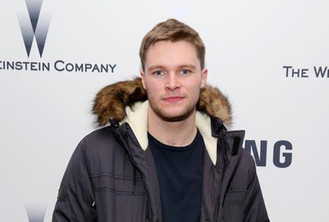 Jack Reynor at the Sundance Film Festival 2016