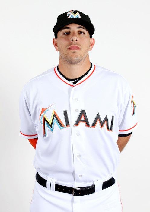José Fernández Roger Dean Stadium February 24, 2016 Miami, Florida