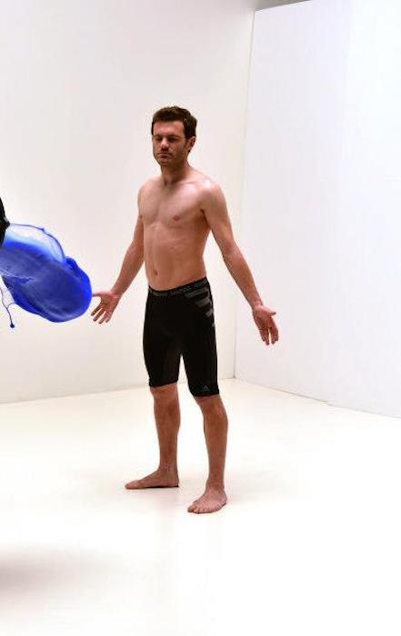 Juan Mata shirtless body
