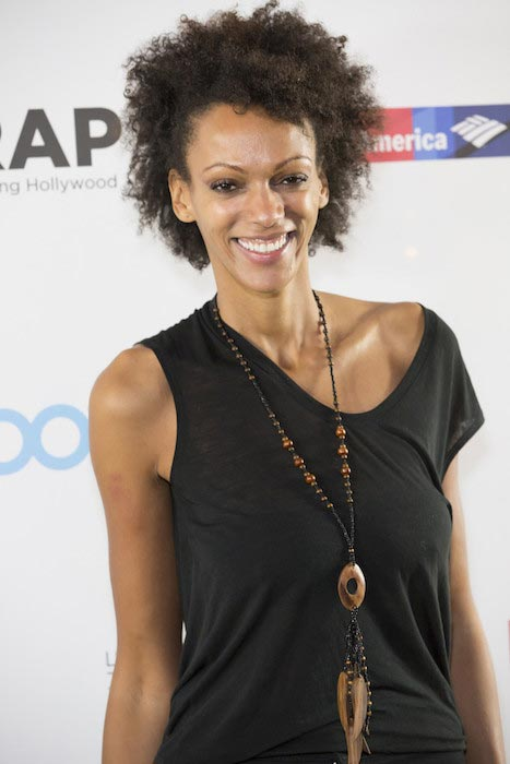 Judi Shekoni at TheWrap's Power Women Breakfast: Los Angeles on October 28, 2015