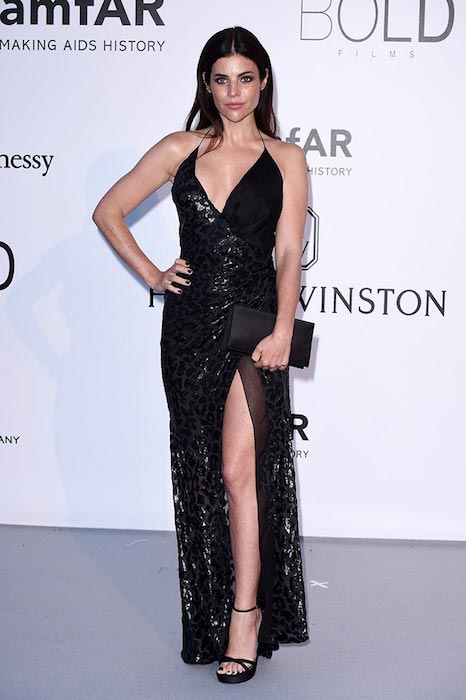 Julia Restoin Roitfeld at amfAR 2016