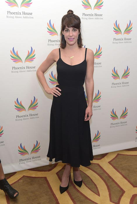Lindsay Sloane at the Phoenix House's 12 Annual Triumph for Teens Award Day on June 15, 2015