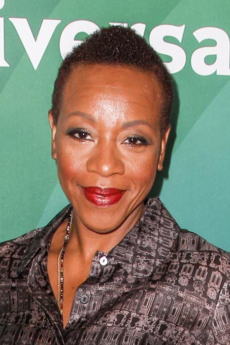 Marianne Jean-Baptiste at the NBCUniversal 2015 Tour in Beverly Hills on August 12, 2015